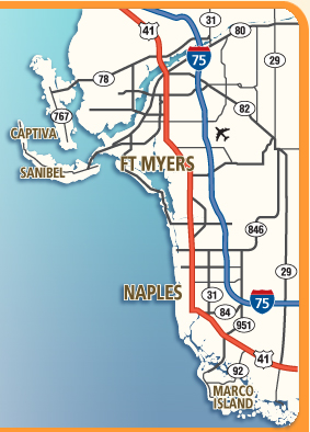 Printable Maps of Southwest Florida Print a FREE Map of Naples FL